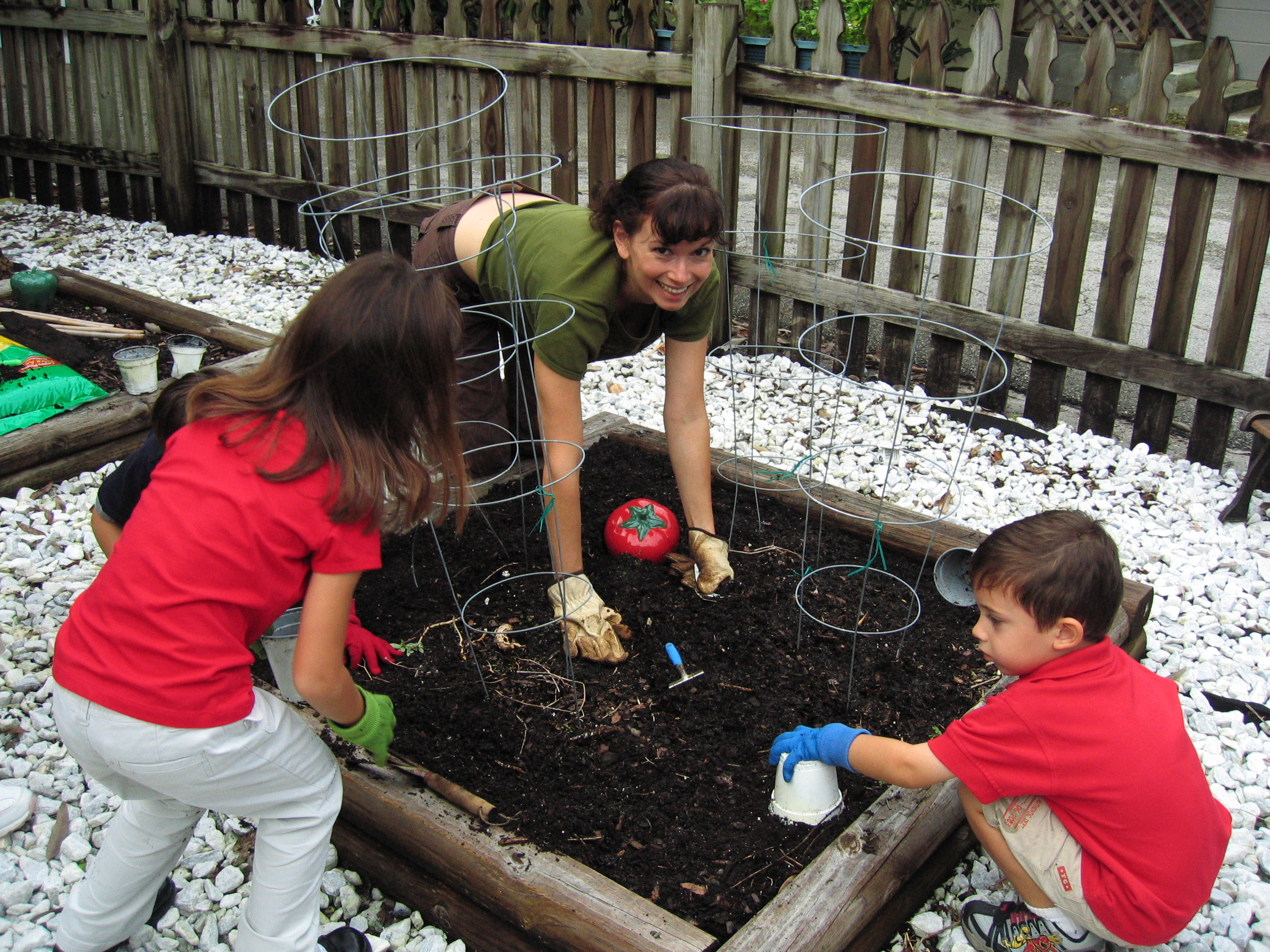 PK-Kindergarten Garden-Davie FL