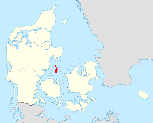 Denmark location samso